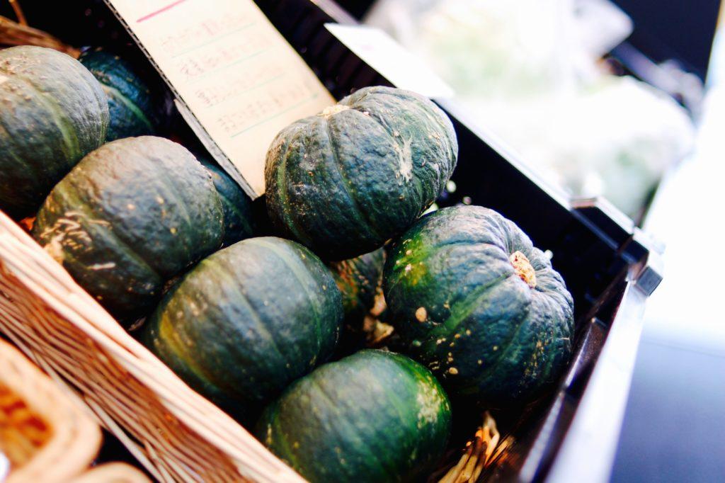 有機無農薬かぼちゃ