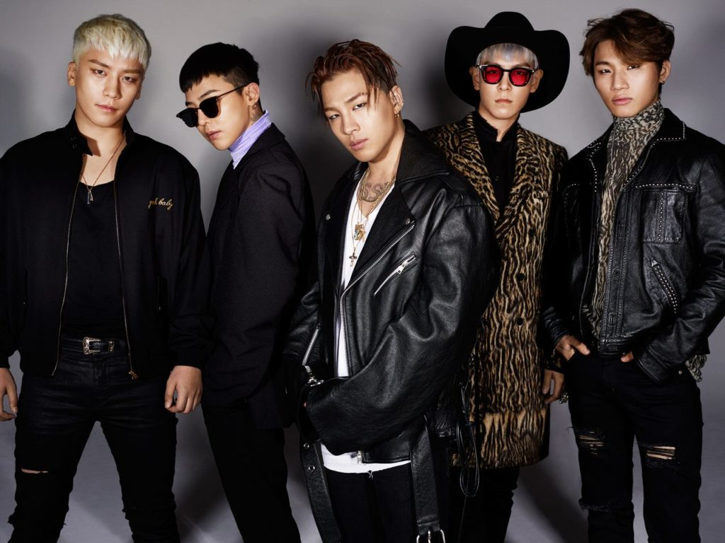 BIGBANG 10th Anniversary Stadium Live