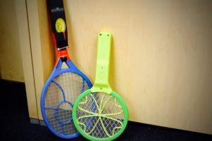 テニスのラケットじゃないよ!