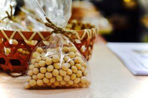 無農薬栽培 大豆